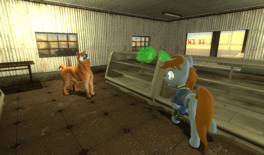 What the Hell is That?! (Gmod) by ComputerDeathglare