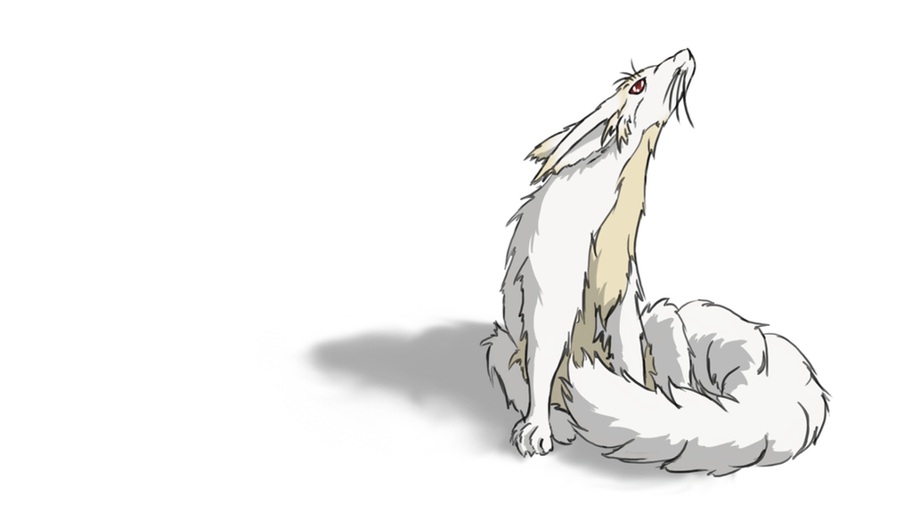 Spirit Fox 01-A01 by SeltSoma