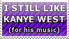 Kanye West Support Stamp by SpyHunterStamps