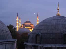Sultanahmet-Blue mosque by An-al