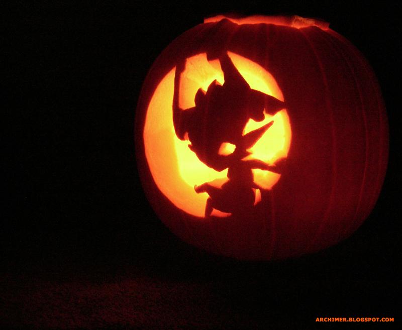 Midna, Twilight Pumpkin by archimer