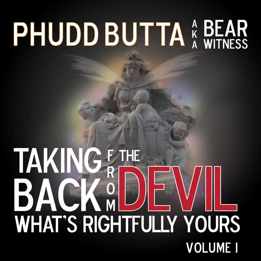 CD Cover Design- Gospel Rapper by OutlawRave