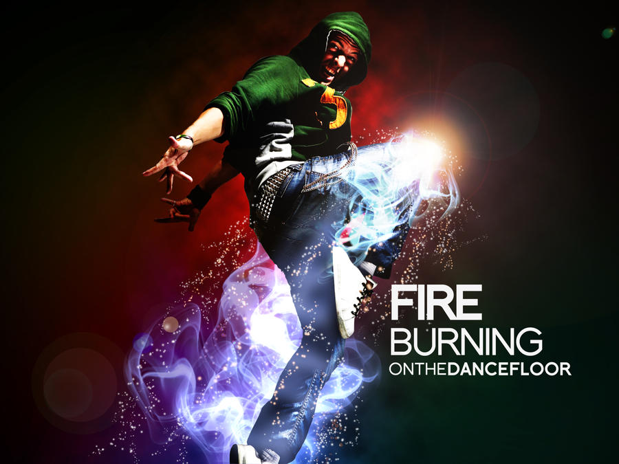 Fire Burning by OutlawRave 30 Standout Digital Photo + Conceptual Photo Manipulation Artworks