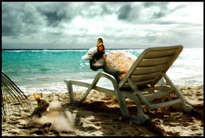 Beach Bunnies by Cassandra28