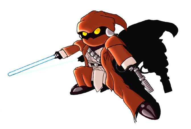 Jedi Jawa by Cassandra28