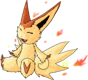 Legendary: Victini  Victini__by_younabluelovesyou-d5z0535