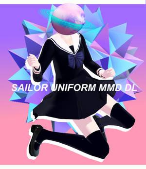 MMD Sailor uniform download