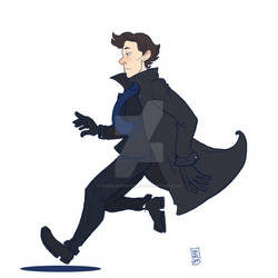 run sherlock run