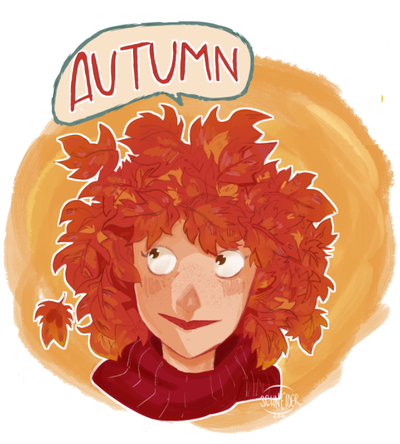 Autumn by MuddleofDoodlez