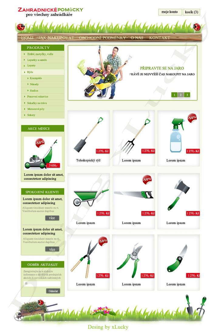 Shop gardening tools by xwomen