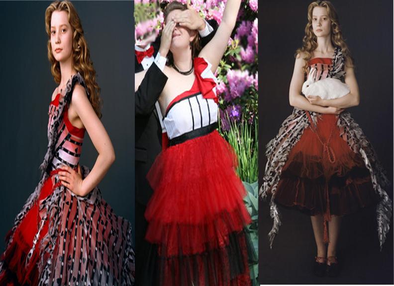 Inspiration for Prom Dress by Plumeria7484 on DeviantArt
