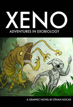 Cover Concept for XENO