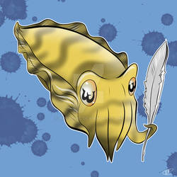 Digital Cuttlefish