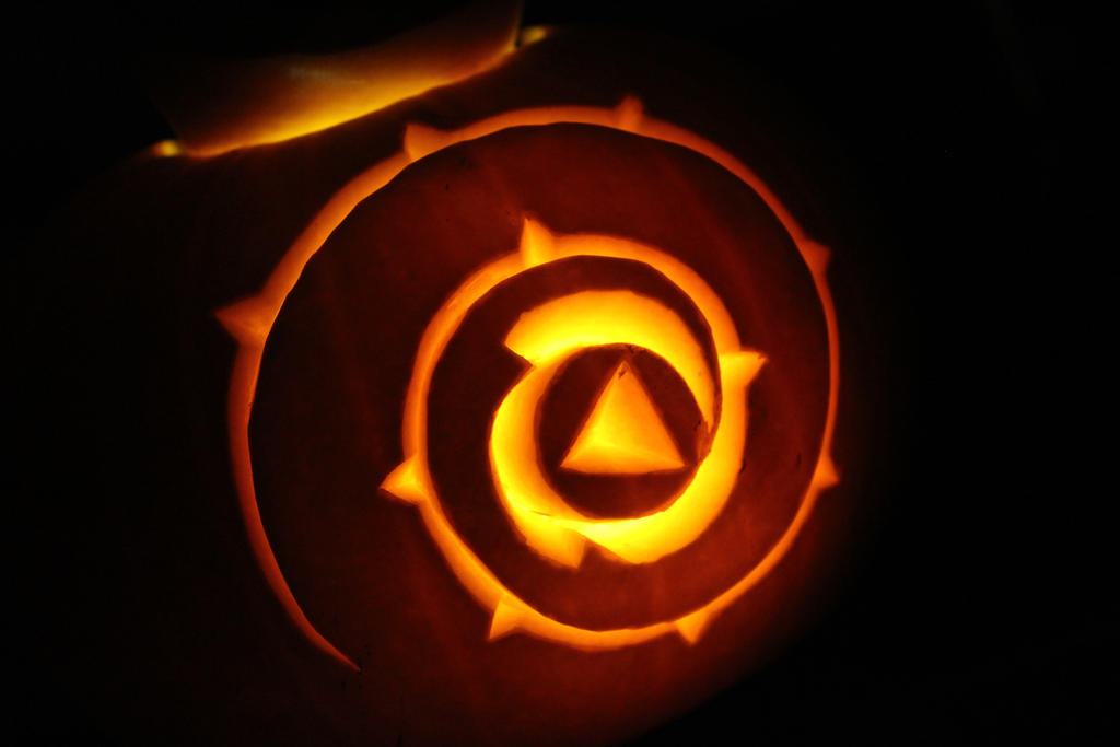 Rose Quartz Insignia Pumpkin