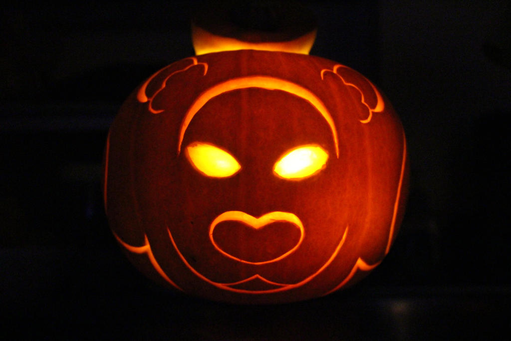 Lion Pumpkin