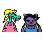 Bratty and Catty - Undertale
