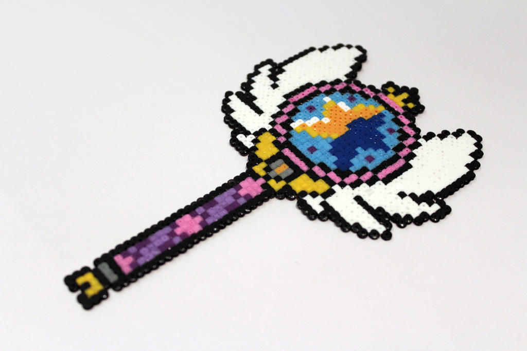 Wand - Star Vs The Forces of Evil - Bead Sprite by Retr8bit