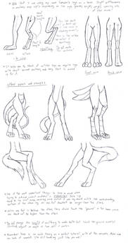 Anthro Leg Tutorial