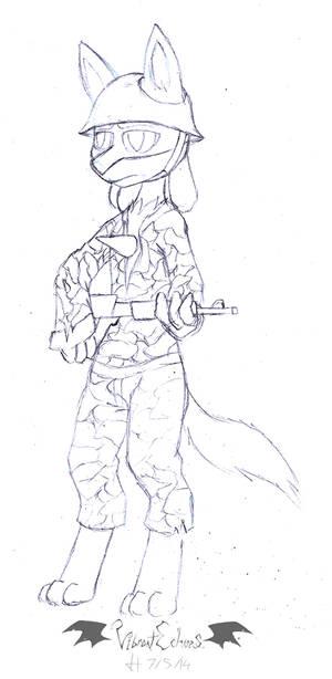 Comm - Soldier