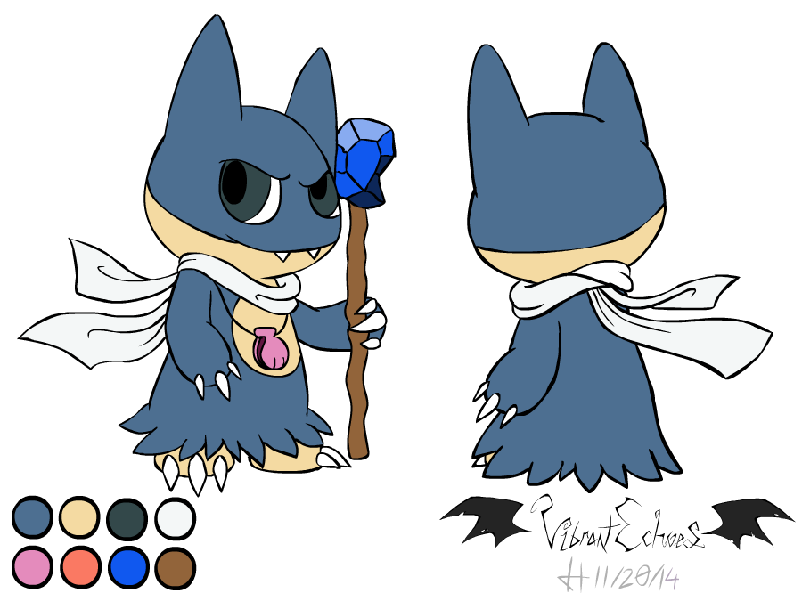 Comm - Remy Reference by VibrantEchoes