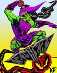 Green Goblin - Color