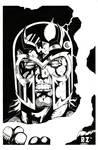 Magneto- jim lee style