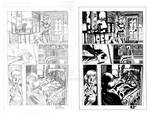 The Exorcist - sequential Pencils Inks