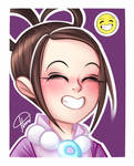 Ace Attorney - Pearl Fey
