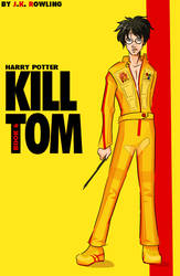 Harry Potter: Kill Tom by naomiathena