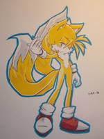 Tails Miles Prower by Chant4Ezkaton2000