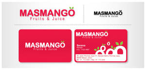Masmango Corporate Design 01.