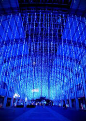 Blue Light by iamcadence