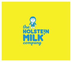 The Holstein Milk Logo by iamcadence