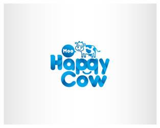 Happy Cow Logo by iamcadence