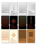 cadenza name card design