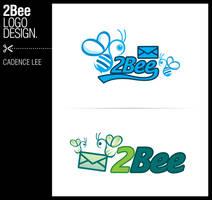 2bee logo design by iamcadence