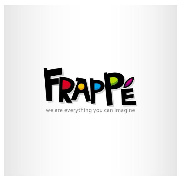 FRAPPE logo design by iamcadence