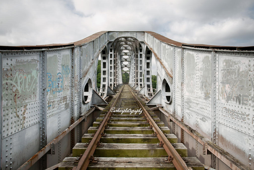 Bridge to Nowhere by CarlierPhotography
