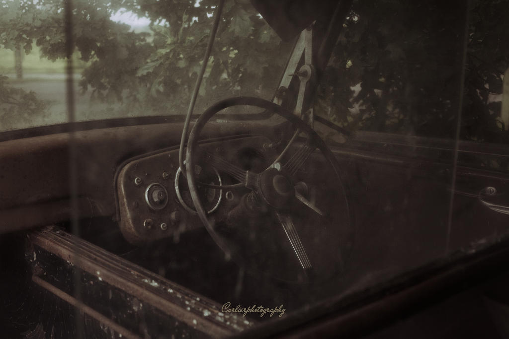 Take the long way home by CarlierPhotography