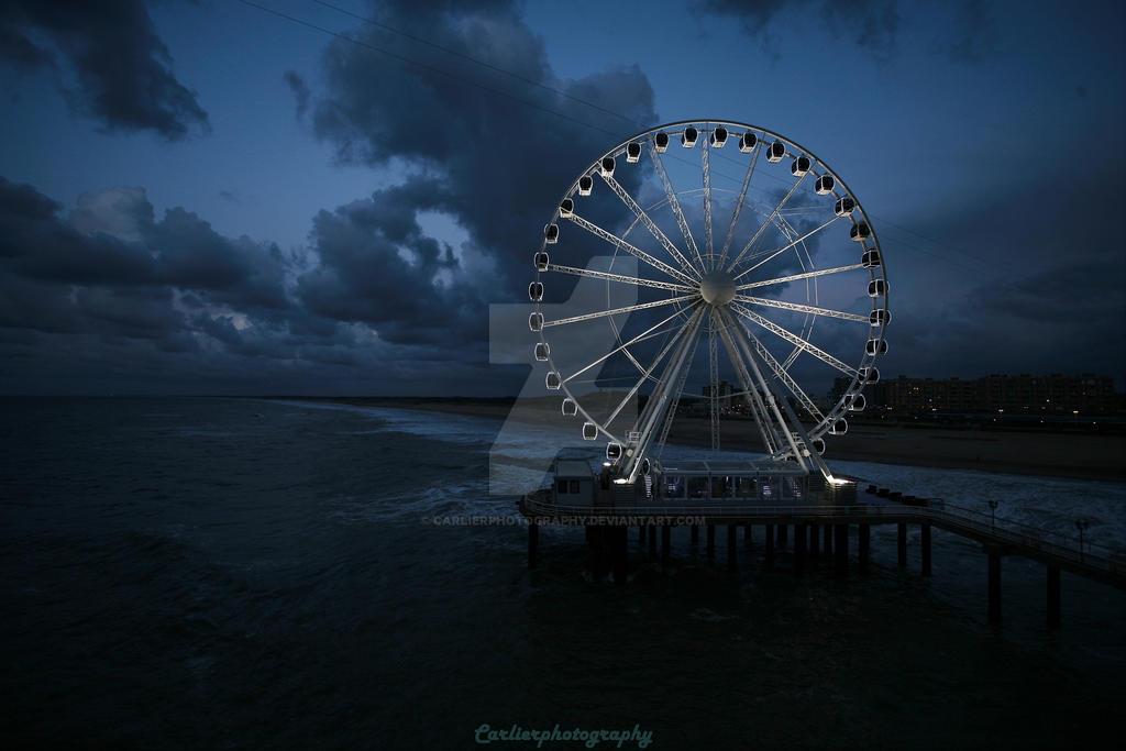 ferriswheel by CarlierPhotography