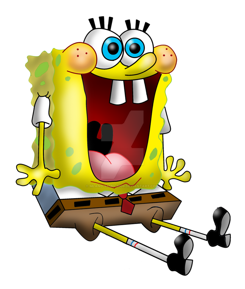 SpongeBob Squarepants by Mland-Samo-2009