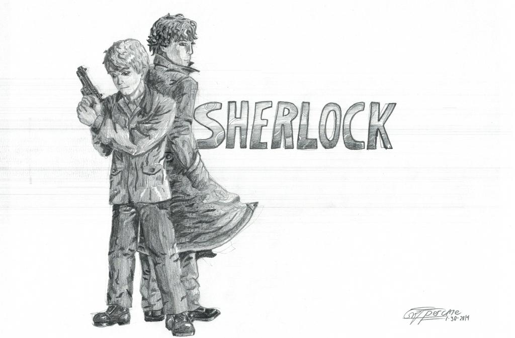 Sherlock by Skypercane