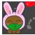 2011 Bunny Avatar- Chibi by Raphaelsgirl