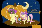 Halloween2011-Turtles'n'Ponies
