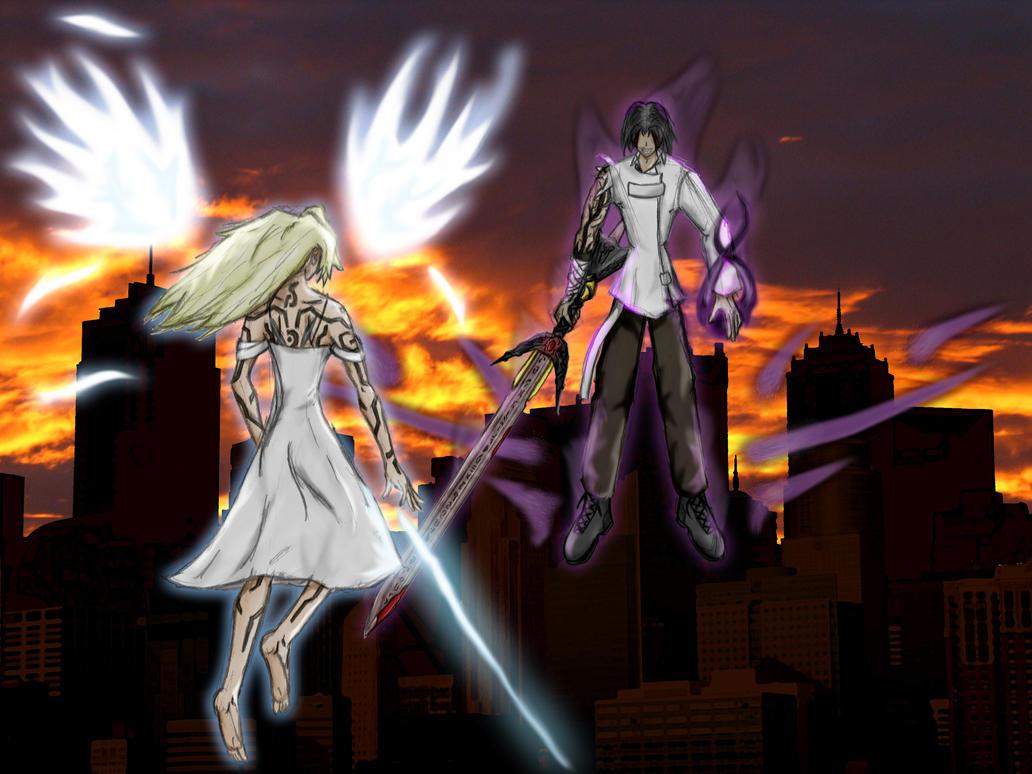 Heaven vs Hell by ARKARY