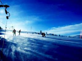 Ski by v-ibEe