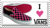 Vans Stamp by Kezzi-Rose