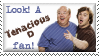 Tenacious D Stamp by Kezzi-Rose