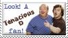 Tenacious D Stamp by Kezzi-Rose