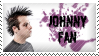 Johnny Christ Stamp by Kezzi-Rose
